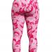 Pink Flower Swirl