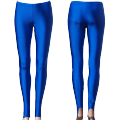 Stirrup Leggings Blue
